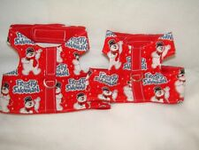 Frosty the Snowman Dog-Cat Harness Medium-Large see more in my E-bay Store!