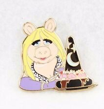 Disney DSF Soda Fountain Pin Trader Delight MISS PIGGY PTD Muppets LE 300 Ms