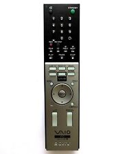 SONY VAIO WINDOWS PC MEDIA CENTRE REMOTE CONTROL RM-VC10E no usb receiver