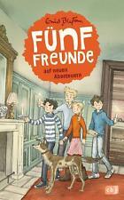 Fünf Freunde 02. Fünf Freunde auf neuen Abenteuern von Enid Blyton (2015, Gebundene Ausgabe)
