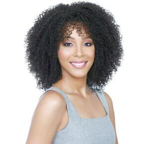 Bobbi Boss Premium Medium Curly Hair Puff Synthetic Wig  -M928 Kiko
