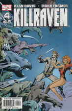 Killraven #4 (NM) `03 Davis/ Farmer
