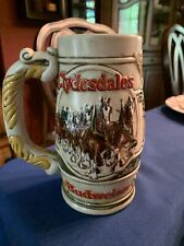 Anheuser Busch Clydesdales Handcrafted Made in Brazil Mug