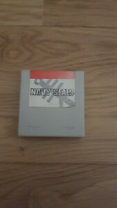NAVY SEALS AMSTRAD GX 4000 GAME CARTRIDGE ONLY RARE 1990 ORION OCEAN SOFTWARE