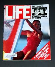 Life Magazine February 1981 Wind Surfing