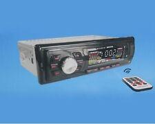 STEREO AUTO BLUETOOTH AUTORADIO FM MP3 USB SD AUX 45W X 4 6249