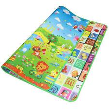 Krabbelmatte Spielmatte Babymatte Krabbeldecke Kinder Spiel Teppich 200*180cm DE