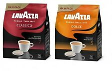 Lavazza Dolce 72 vainas del café Classico &, (para Máquinas Senseo solamente)