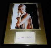 Michelle Phillips Signed Framed 11x14 Photo Display