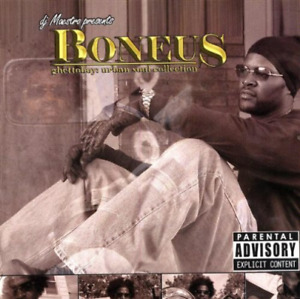 Boneus-Ghettoboy Urban Soul Collection (US IMPORT) CD NEW