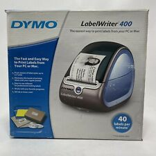 New Listingdymo Labelwriter 400 Usb Thermal Label Printer 93089 Power Amp Usb Cable Labels