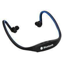 Bluetooth Wireless Stereo Headset Headphone Earphone Hand Free for iPhone 7 HTC