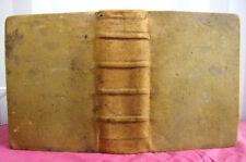 1607. Recueil d'Arrests Notables des Cours Souveraines de France. Jean Papon