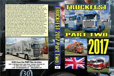 3532. Truckfest. Peterborough. UK. Trucks. May 2017. The annual visit to the wor