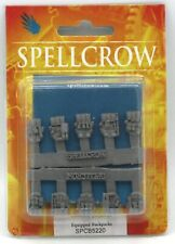 Spellcrow SPCB5520 Equipped Backpacks (Conversion Bits) Modern Infantry Packs