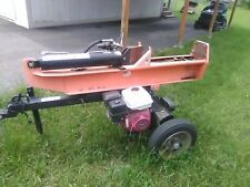 used gas log splitter Honda gx 240 motor