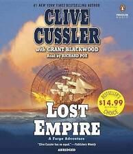 Lost Empire: A Fargo Adventure by Clive Cussler (CD-Audio, 2013)