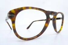 Vintage Persol eyeglasses frames folding Mod 714 size 54-21 140 made in Italy