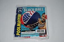 New listing Beach Ball Flag Print 24 inch (3pkg) Poolmaster 81251