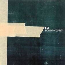 EDL Moment of Clarity (CD 1999) 13 Songs Heavy Metal Album Made in Canada MINT