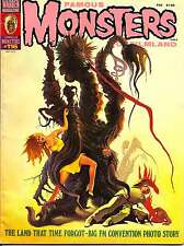 FAMOUS MONSTERS OF FILMLAND ISSUE 116 FROM MAY  1975 8.0 VF