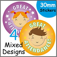 Buona la partecipazione Adesivi Ricompensa-le etichette per gli insegnanti/Scuole