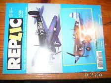 (:) Revue Replic n°44 Blenheim Mk P-40N Caproni Ca 313