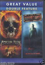 Poker Run/ Midnight Movie (DVD, 2010) Brand New Double Feature