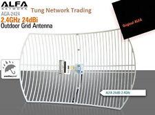 Alfa Network AGA-2424T, Wifi 24 dBI Superior Performance Grid Antenna