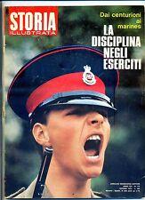 STORIA ILLUSTRATA#GIUGNO 1972 N.175#DISCIPLINA NEGLI ESERCITI#Mondadori
