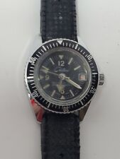 Vintage Chateau Swiss Made Ladies Diver Mechanical Watch Running
