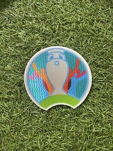 Euro 2020 Patch Badge maillot Jersey
