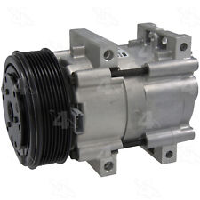 A/C Compressor-New Compressor 4 Seasons 58150