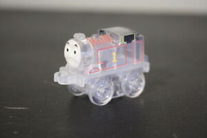 Special Edition Clear Thomas & Friends Minis Train Tank Engine