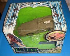 Aliens/Predator APC con Guerrero extraterrestre Hudson & flota de acción sin usar, en caja sin sellar