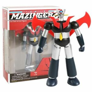 Mazinger Z Action Figure Toy Model Robot Figurine PVC Doll Die Cast Robodoll