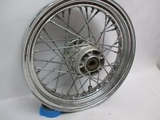 Harley Davidson Chrome Spoke Wheel 16'' 43085-97 OEM