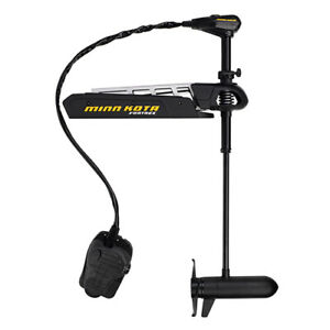 """Free 2 Day Delivery! New Minn Kota Fortrex Bow Mount Trolling Motor 80lb 24V 45"""""""