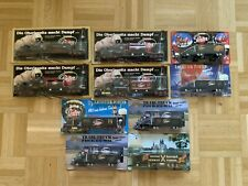Porter German Beer Truck Model Gift Lot Of 10 Limited Editions Collectable