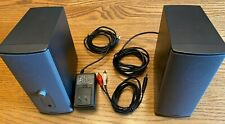 Bose Companion 2 Series II Desktop Multimedia Speaker System with AC Adapter