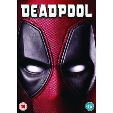 Deadpool Blu Ray (2016) Ryan Reynolds, Muiller (DIR) cert 15 FREE P&P