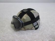 Navy Seal VBSS Helmet + Goggles PCU Ver. Accessory - Hot Toys 2007
