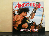AIRBOURNE - RUNNIN' WILD - 2 track version CD singolo cardsleeve - PROMO 2007