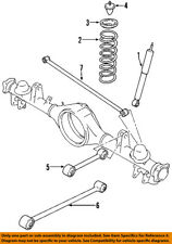 GM OEM Rear Suspension-Coil Air Spring 25815604