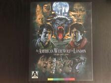 An American Werewolf In London-Limited Edition Blu Ray-Arrow - *No J-Card*-Reg.A