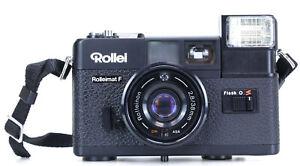 Rollei Rolleimat F Lens 38mm F2.8  (Réf#C-544)