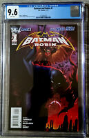Batman and Robin #1 CGC 9.6 New 52 DC Comics 2011