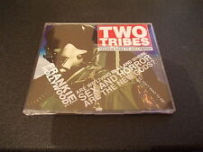 FRANKIE GOES TO HOLLYWOOD TWO TRIBES 6 TRACK CD SINGLE