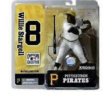 MLB Series 2 Willie Stargell Pittsburgh Pirate Action Figure by McFarlane Toys