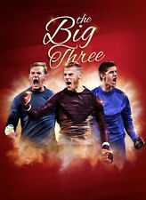 Poster A2 Thibaut Courtois Manuel Neuer David De Gea Portero Deporte Sport 01